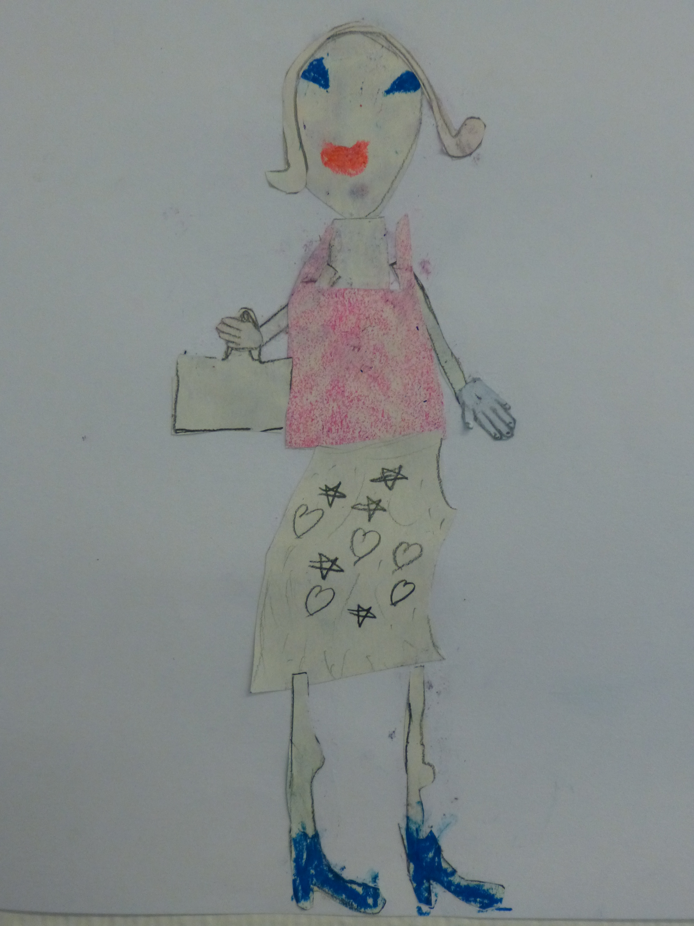 Kunstprojekt für geflüchtete Kinder Wirtschaftsjunioren Hamburg bei der Handelskammer -1